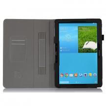 A-One BrandStand Flip Fodral till Samsung Tab Pro 8,4 (Svart)
