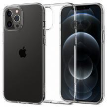 SpigenSPIGEN Liquid Crystal iPhone 12 Pro Max - Crystal Clear