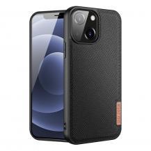 Dux DucisDux Ducis Fino Nylon Skal iPhone 13 Mini - Svart