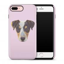 TheMobileStore Print CasesTough mobilskal till Apple iPhone 7/8 Plus - Jack Russell Terrier