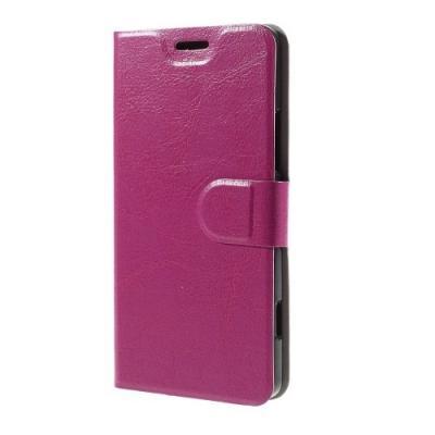 Plånboksfodral till Microsoft Lumia 950 - Magenta