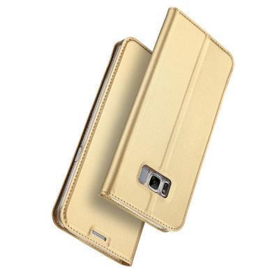 DUX DUCIS Plånboksfodral till Samsung Galaxy S8 - Gold