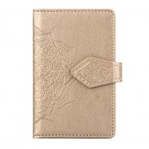 OEMMandala kreditkortshållare för smartphones - Guld
