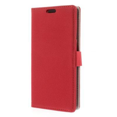 Plånboksfodral till HTC Desire Eye - Röd