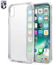 ItSkinsItskins NanoGel Slim Skal till iPhone XS Max - Clear