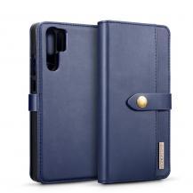 DG.MINGDG.Ming Plånboksfodral till Huawei P30 Pro - Blå