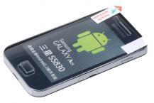 OEMAntireflective Skärmskydd till Samsung Galaxy Ace