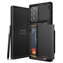 VERUSVRS DESIGN | Damda Glide Pro Skal Galaxy Note 20 Ultra - Svart