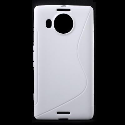 Gel Mobilskal till Microsoft Lumia 950 XL - Vit