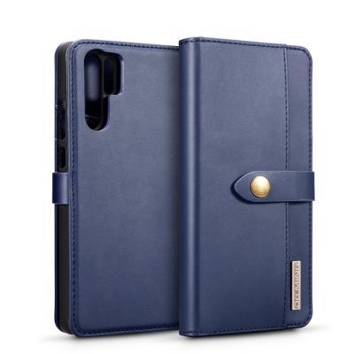 DG.Ming Plånboksfodral till Huawei P30 Pro - Blå