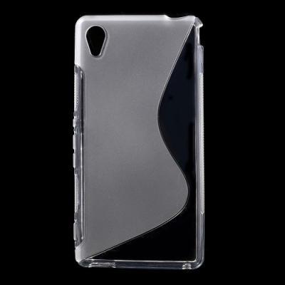 Flexicase Skal till Sony Xperia M4 Aqua - Transparent