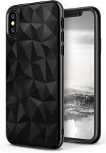 RearthRingke Air Prism Skal till Apple iPhone XS / X - Ink Black