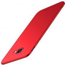 MofiMofi Skal till Samsung Galaxy J4 Plus - Röd