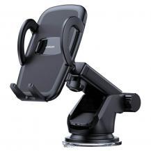 JoyroomJoyroom mechanical car phone holder adjustable dashboard - Svart