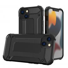 HurtelHybrid Armor Tough Rugged Skal iPhone 13 mini - Svart