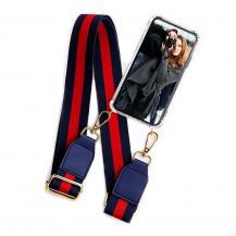 Boom of SwedenBOOM OF SWEDEN - Halsband mobilskal till Galaxy Note 10 Plus - Belt RedBlack