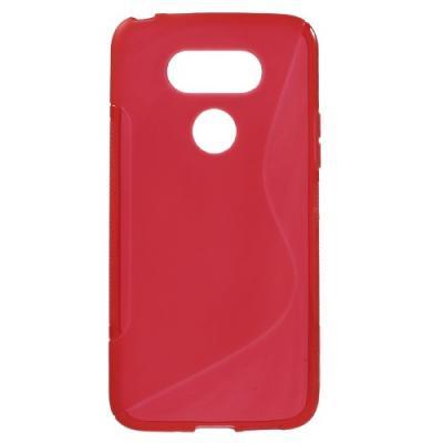 S-Curve Mobilskal till LG G5 - Röd