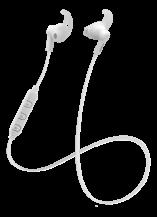 STREETZSTREETZ Stay-in-ear BT hörlurar med mikrofon och media/svarsknappar