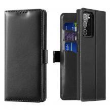 Dux DucisDux Ducis Leather Fodral Till Samsung Galaxy Note 20 - Svart