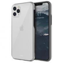 UNIQUNIQ Vesto Hue skal iPhone 11 Pro Max Silver
