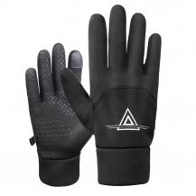 A-One BrandWarrior Vattentäta touchvantar/handskar - Large - Svart