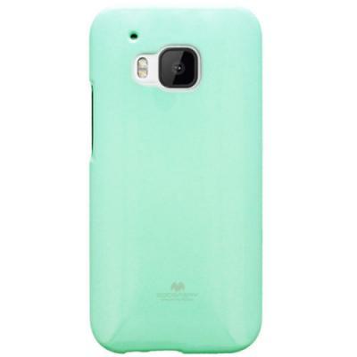 Mercury Jelly Flexicase Skal till HTC One M9 - Turkos