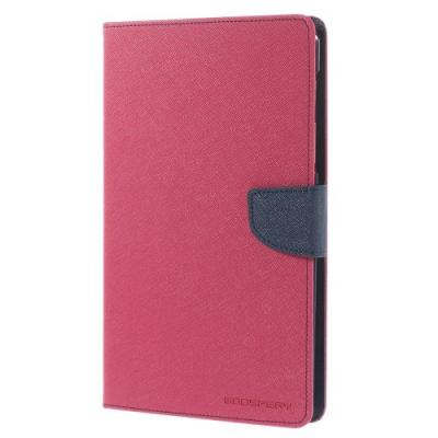 Mercury Fancy Diary Plånboksfodral till Samsung Galaxy Tab S 8,4 (Magenta)