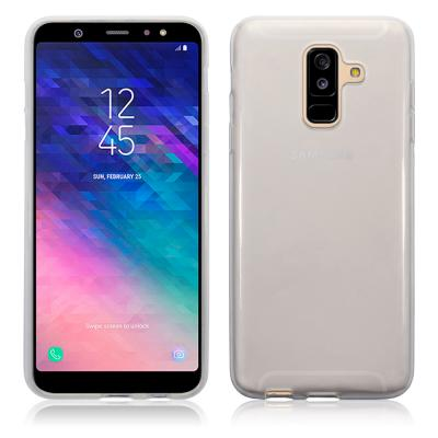 Gel Skin Mobilskal Samsung Galaxy A6 Plus 2018 - Clear 749ac4d2074b8