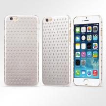 USAMSUsams Starry Series Baksideskal till Apple iPhone 6 / 6S (Silver)