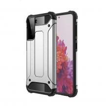 OEMArmor Guard Hybrid Mobilskal Galaxy S21 - Silver