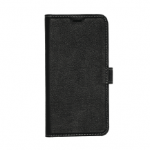 EssentialsEssentials PU wallet 3 kort Phone 11 Pro - Svart