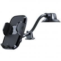 JoyroomJoyroom mechanical long arm car phone holder dashboard Svart