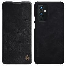 NillkinNillkin Qin Plånboksfodral OnePlus 9 - Svart