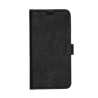Essentials PU wallet 3 kort  Phone 11 Pro - Svart