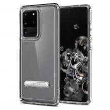 """SpigenSPIGEN Ultra Hybrid """"S"""" mobilskal Galaxy S20 Ultra Klar"""