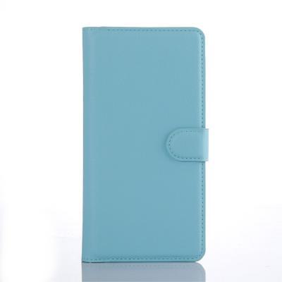 Litchi Plånboksfodral till Sony Xperia XA1 - Blå