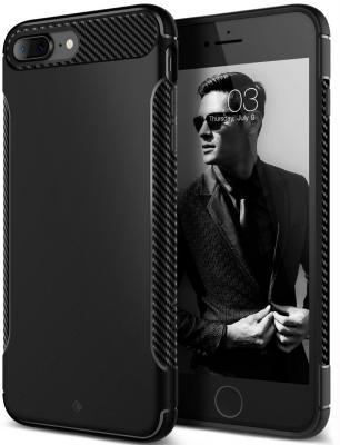 Caseology Vault Skal till Apple iPhone 7 Plus - Svart