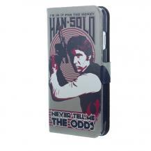 DisneyStar Wars Plånboksväska iPhone 6/6S Han Solo