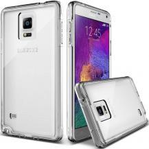 VERUSVerus Crystal Mixx Skal till Samsung Galaxy Note 4 - Clear