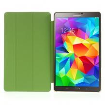 A-One BrandGrain fodral till Samsung Galaxy Tab S 8,4 (Grön)