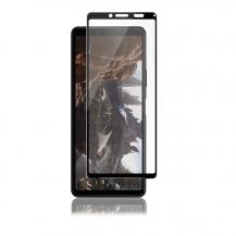 PanzerPanzer - Full-Fit Glass Sony Xperia 10 II - Svart