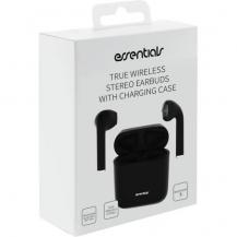 EssentialsEssentials True Wireless Stereo semi-in-ear, Mattsvart