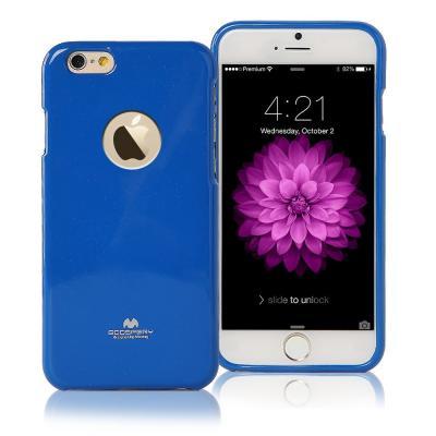 Mercury Flexicase Skal till Apple iPhone 6(S) Plus - Blå