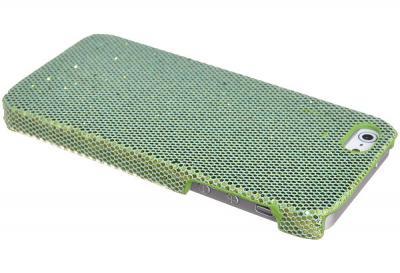 Sparkle skal till Apple iPhone 5/5S/SE (Grön)