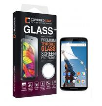 CoveredGearCoveredGear härdat glas skärmskydd till Google Nexus 6