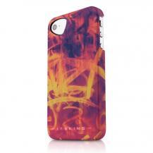 ItSkinsITSkins Phantom Skal till iPhone 4S - Graffiti + Skärmskydd
