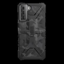 UAGUAG Samsung Galaxy S21 Plus Pathfinder-Fodral Midnight Camo