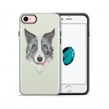 Tough mobilskal till Apple iPhone 7/8 - Doberman Pinscher