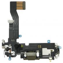 iPhone 12 Pro Laddkontakt med Flex - Brun