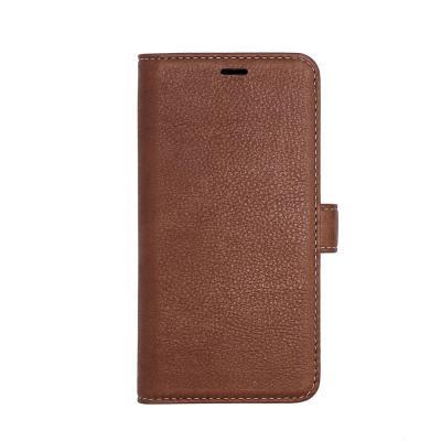 ONSALA Plånboksväska Skinn iPhone 11 Pro - Brun